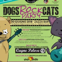 DOGS & CATS ROCK PARTY 🐱